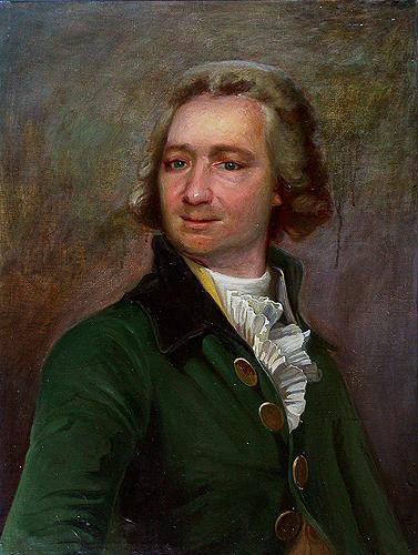 Демидов портрет или фигура - масло живопись