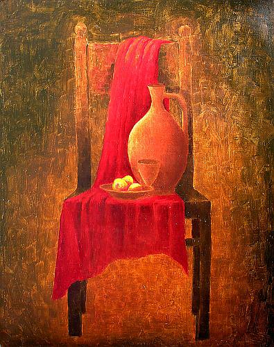 Still Life still life - oil painting
