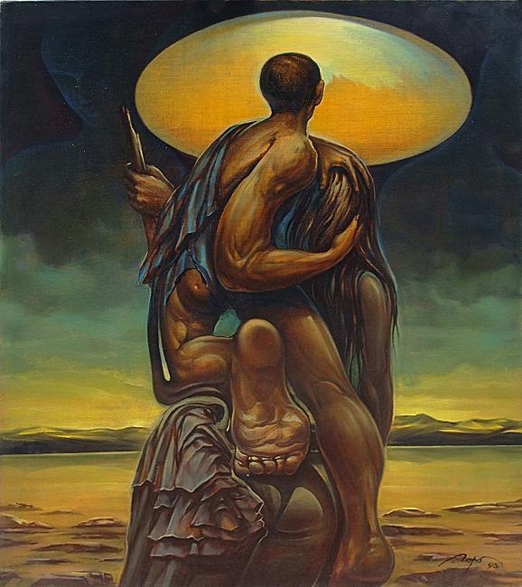 surrealism man